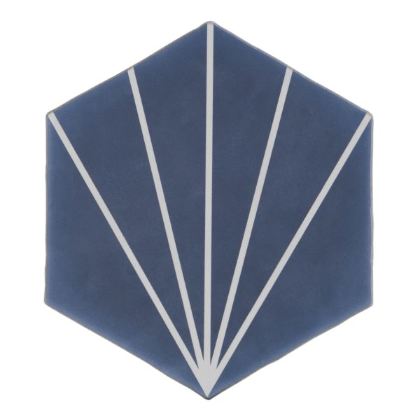 Ninfea Blue Striped