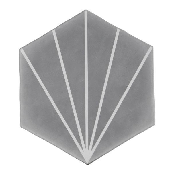 Ninfea Grey Striped
