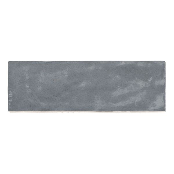 Zellije Grey Glossy