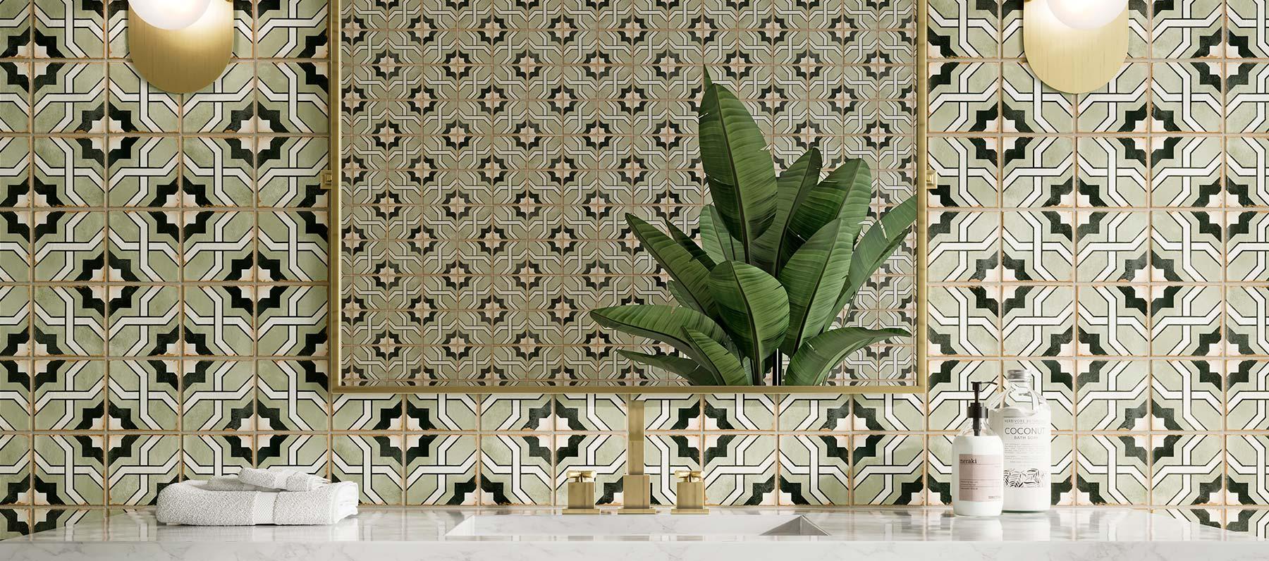 piastrelle bagno marocchine