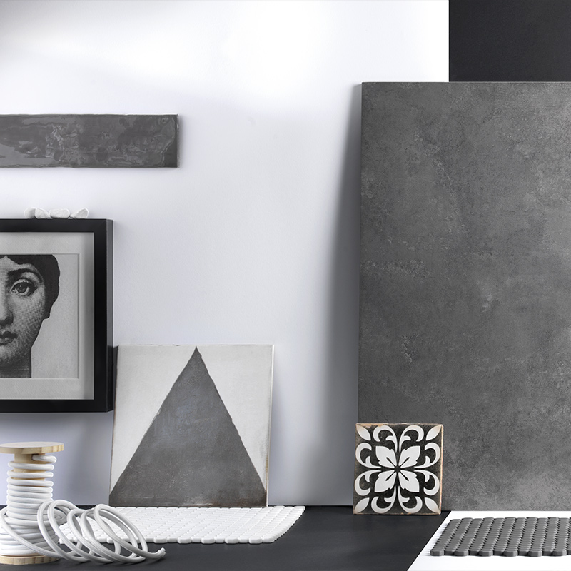 Collezioni Maltha Design - Tribeca, Brick Lane, Maiorca, Concrete, Morocco