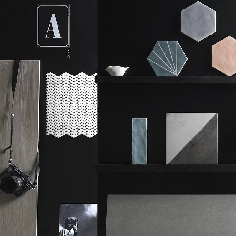Collezioni Maltha Design - Wood, Tribeca, Ninfea, Zellije, Maiorca, Materia