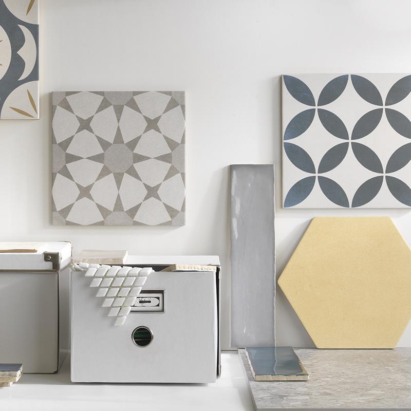 Collezioni Maltha Design - Trinidad, Brick Lane, Maui, Argilla, Ninfea, Tribeca, Pietra di Gre, Morocco
