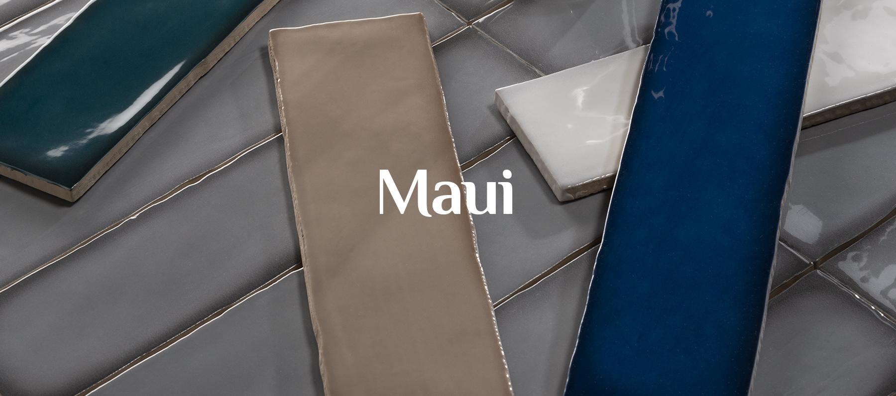 La collezione Maui