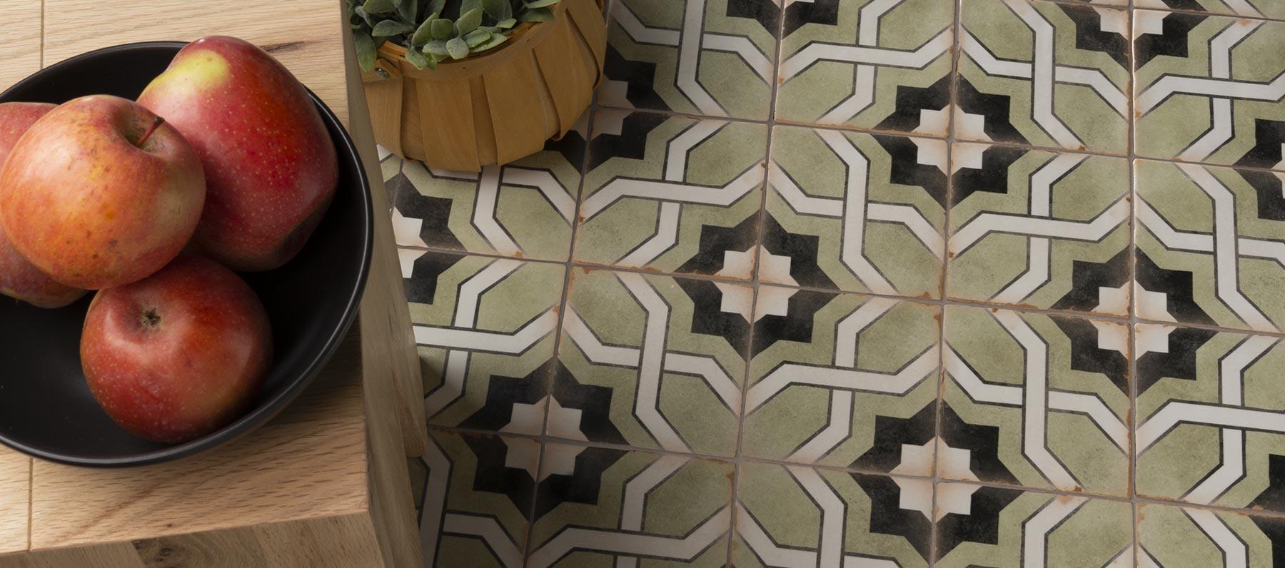 I rivestimenti geometrici in ceramica di Maltha Design parlano un nuovo linguaggio creativo