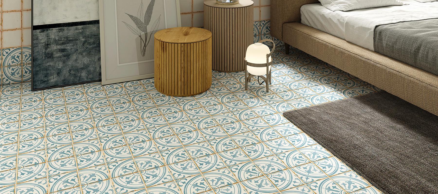 Stile e Design con le piastrelle in ceramica e gres nel piccolo formato di Maltha Design